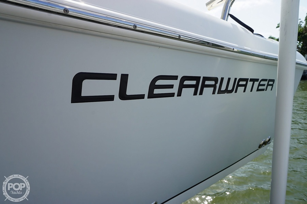 2018 Clearwater boat for sale, model of the boat is 2508 CC & Image # 21 of 40