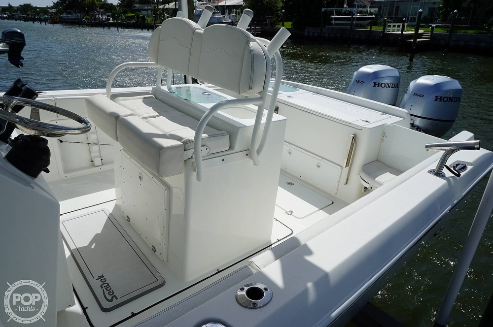 2018 Clearwater boat for sale, model of the boat is 2508 CC & Image # 22 of 40