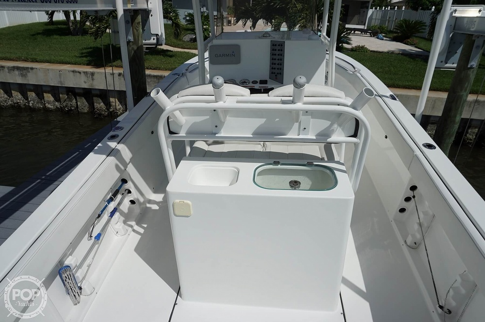 2018 Clearwater boat for sale, model of the boat is 2508 CC & Image # 33 of 40