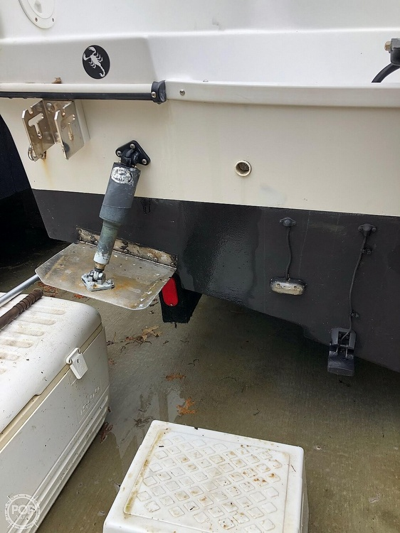 2004 Sailfish boat for sale, model of the boat is 266 CC & Image # 19 of 30