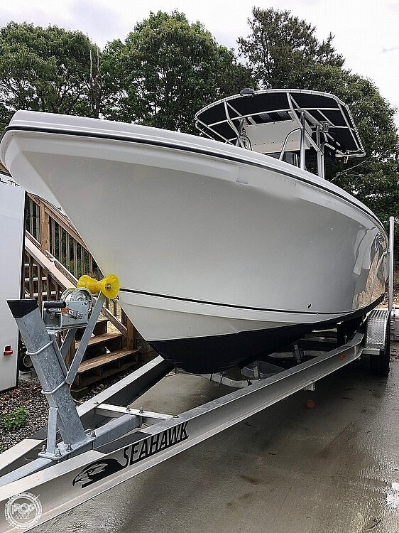 2004 Sailfish boat for sale, model of the boat is 266 CC & Image # 2 of 30