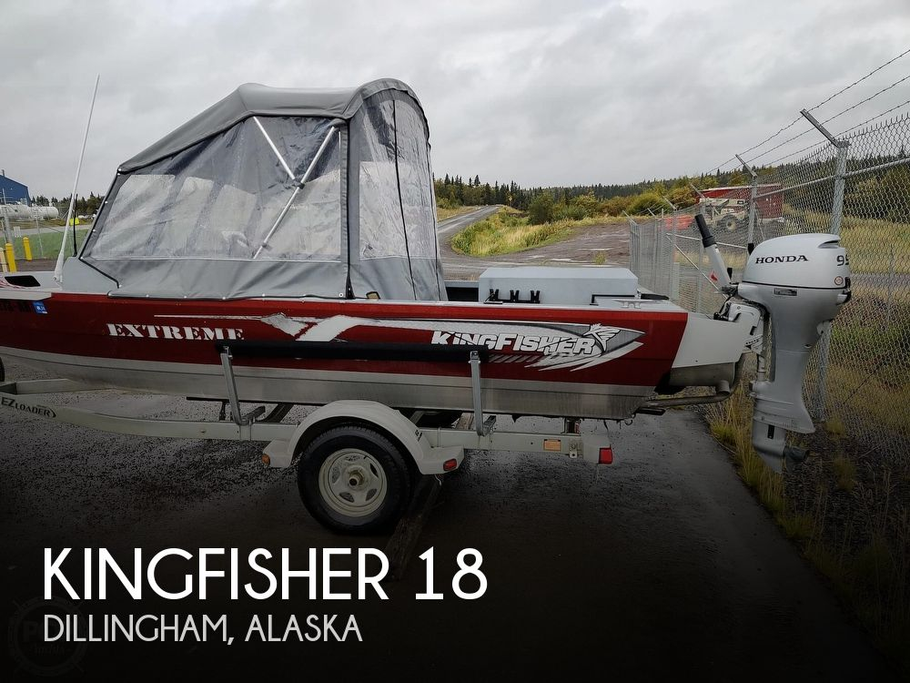 2013 KINGFISHER 18 for sale