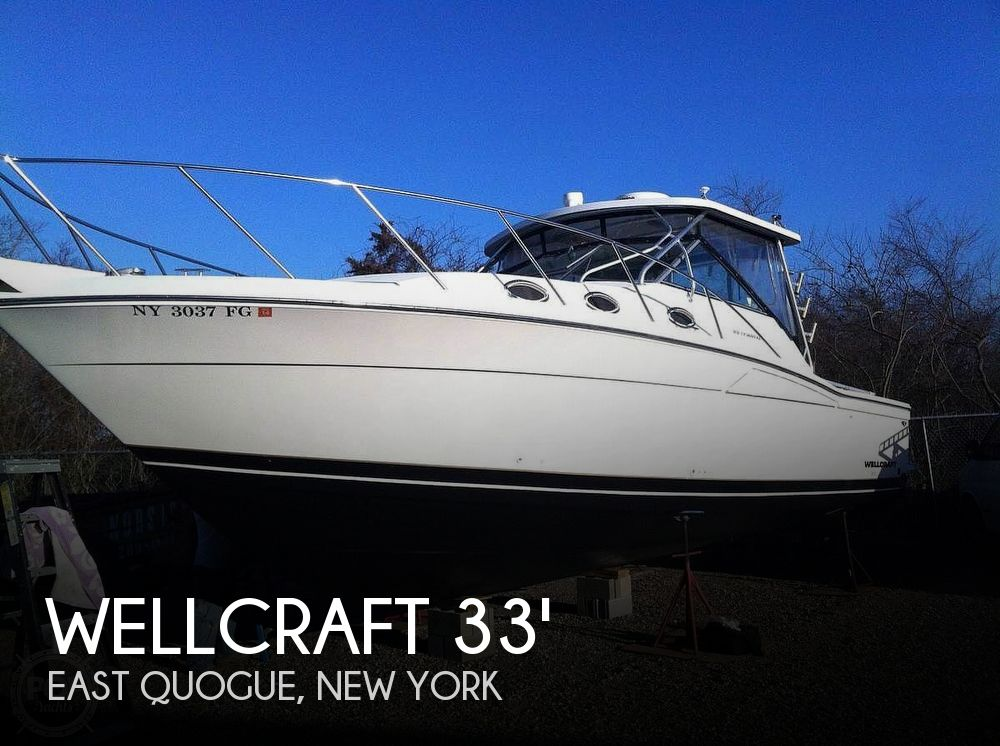 Used Wellcraft 33 Boats For Sale by owner | 1999 Wellcraft 33