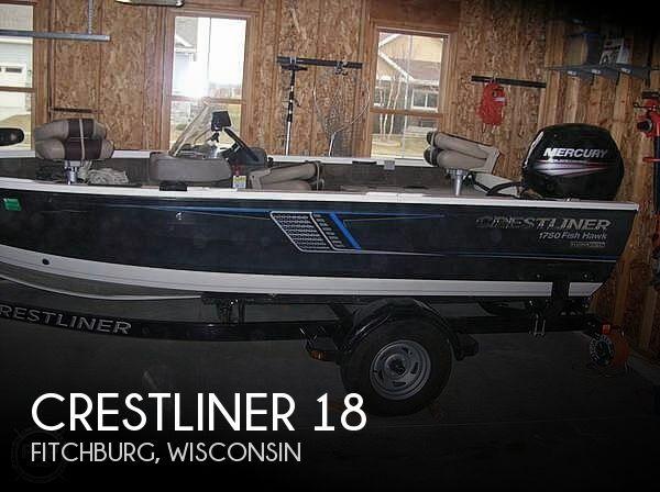 Used Crest Boats For Sale by owner | 2016 Crestliner 18