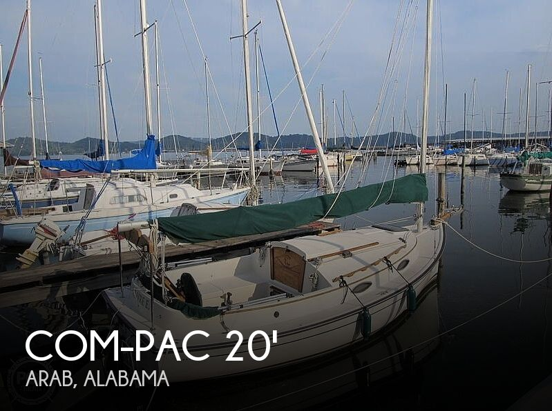 Used Com-Pac Boats For Sale by owner | 2007 Com-Pac Horizon Cat 20