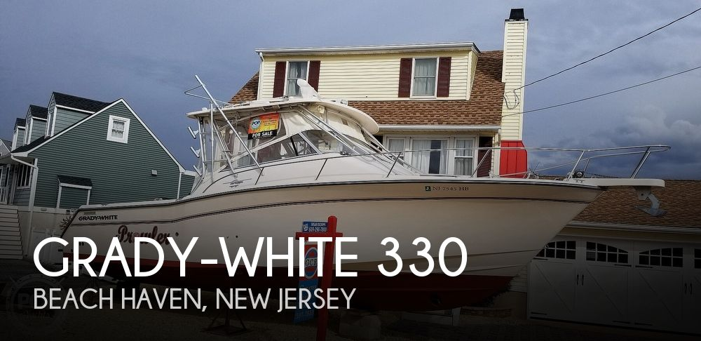 2006 Grady-White boat for sale, model of the boat is 330 Express & Image # 1 of 40