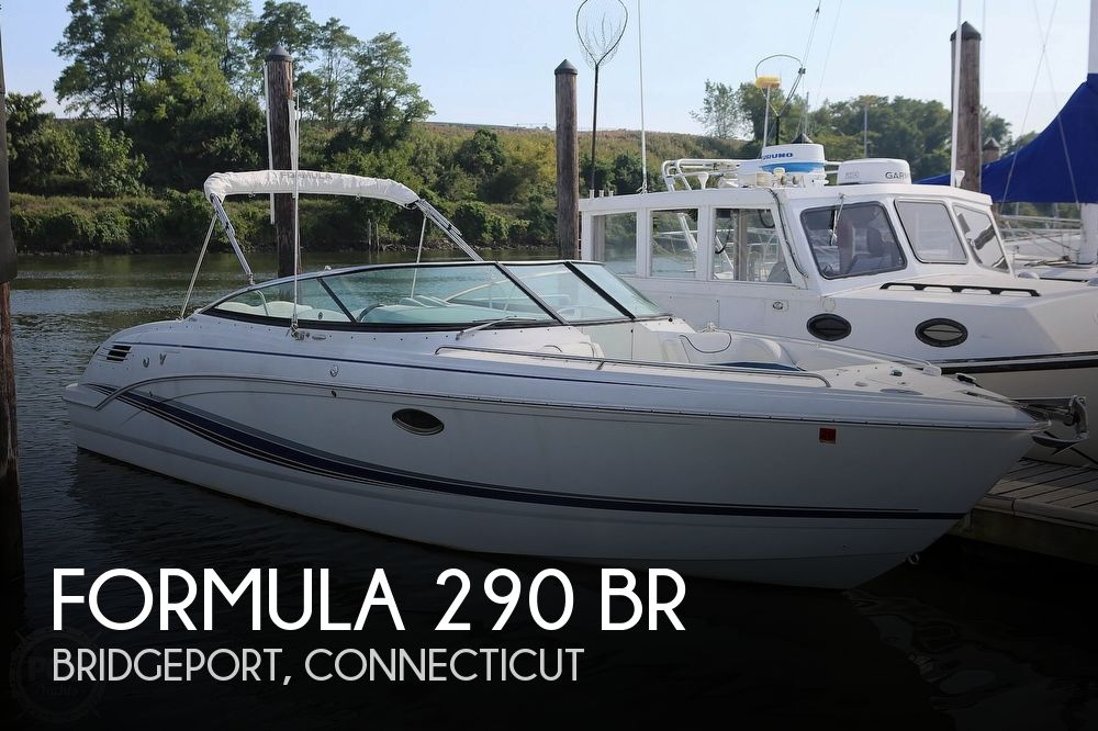 2012 FORMULA 290 BR for sale
