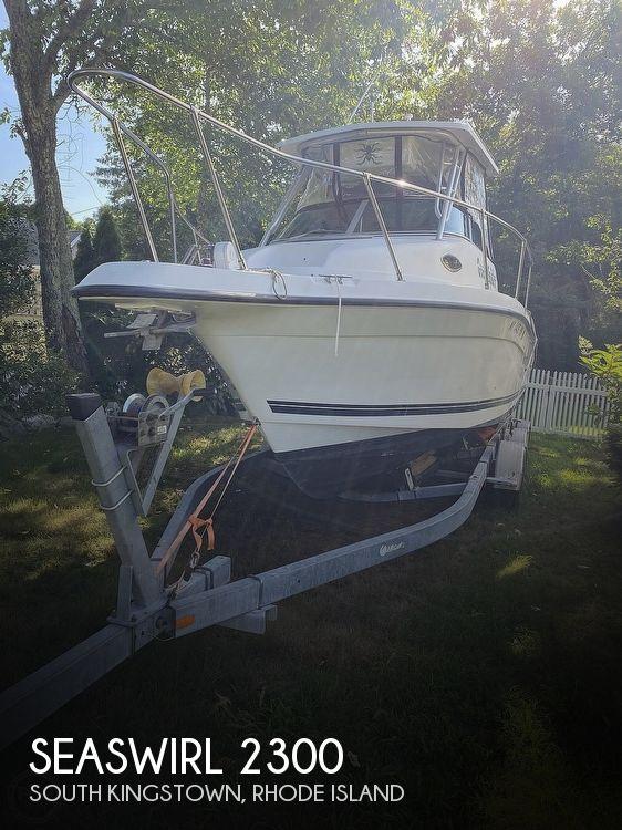 2000 Seaswirl boat for sale, model of the boat is Striper 2300 WA & Image # 1 of 40