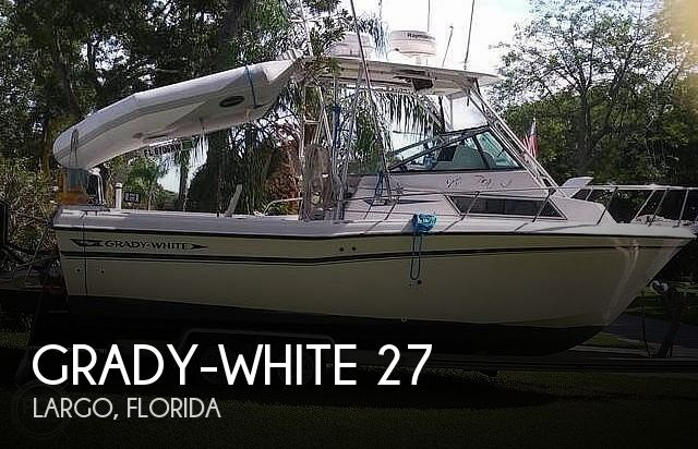 Used Grady-White 27 Boats For Sale in Florida by owner | 1991 Grady-White 27