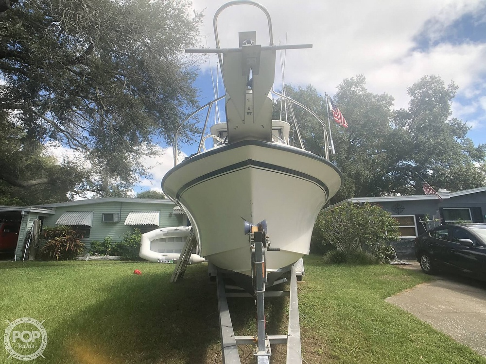1991 Grady-White boat for sale, model of the boat is Sailfish 25 Sport Bridge & Image # 3 of 40