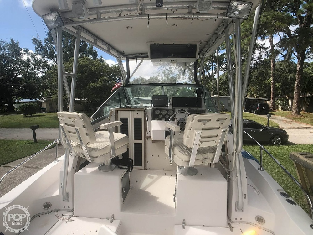 1991 Grady-White boat for sale, model of the boat is Sailfish 25 Sport Bridge & Image # 5 of 40