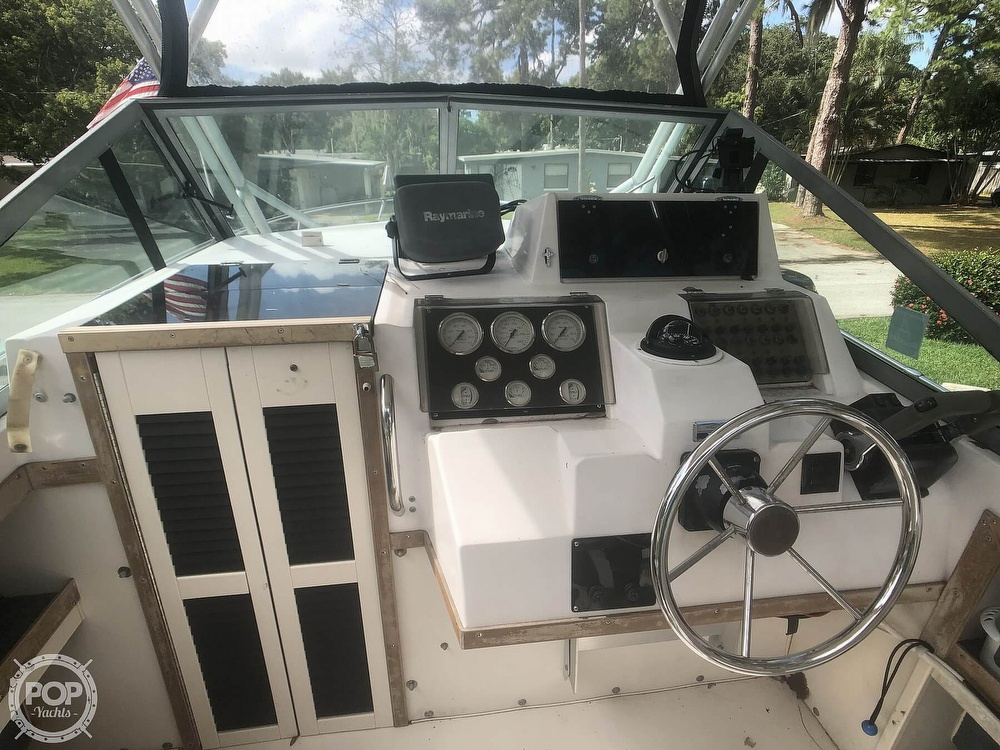 1991 Grady-White boat for sale, model of the boat is Sailfish 25 Sport Bridge & Image # 6 of 40