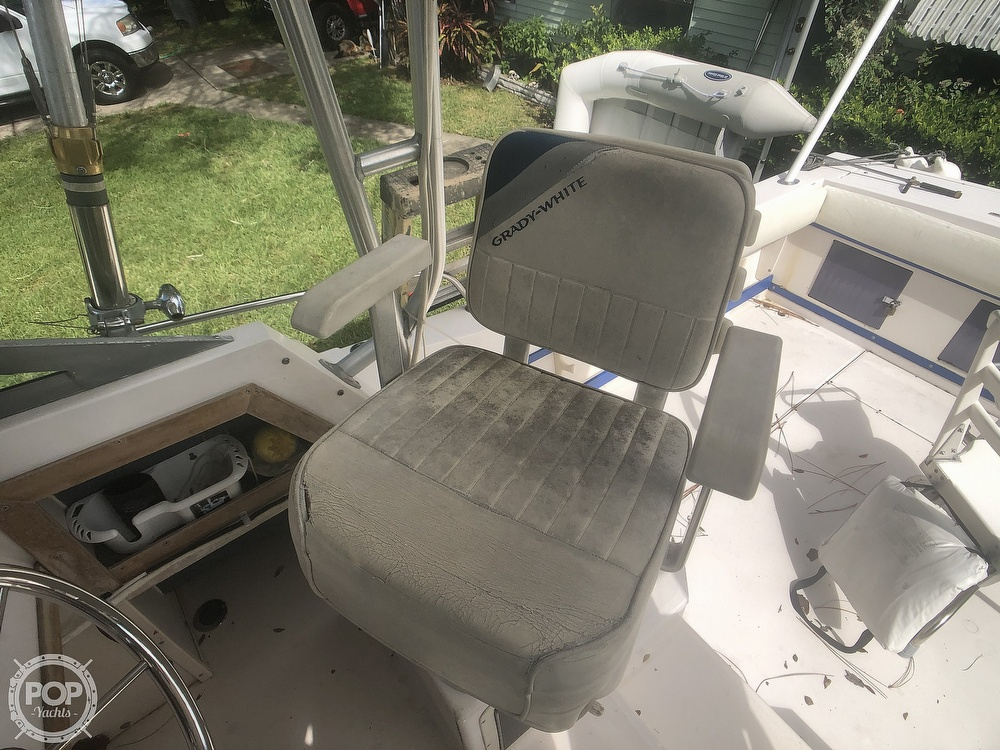 1991 Grady-White boat for sale, model of the boat is Sailfish 25 Sport Bridge & Image # 7 of 40