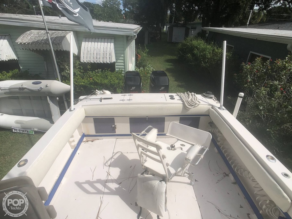 1991 Grady-White boat for sale, model of the boat is Sailfish 25 Sport Bridge & Image # 9 of 40