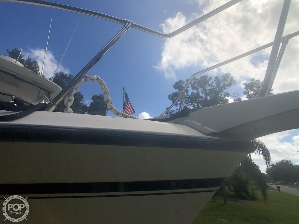 1991 Grady-White boat for sale, model of the boat is Sailfish 25 Sport Bridge & Image # 37 of 40