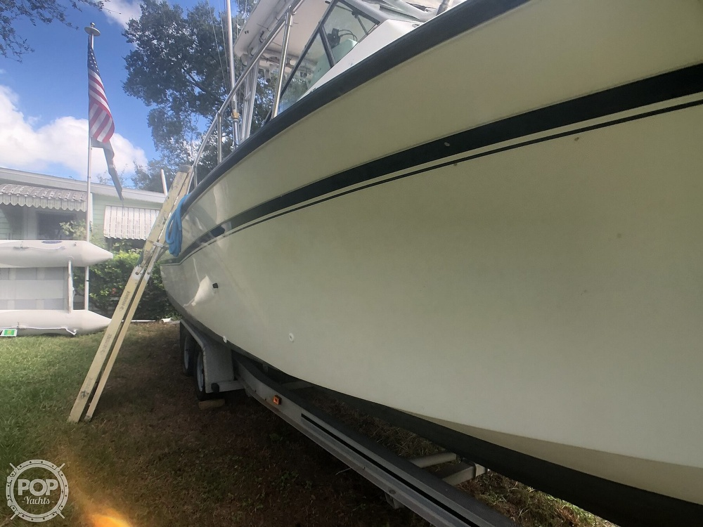 1991 Grady-White boat for sale, model of the boat is Sailfish 25 Sport Bridge & Image # 40 of 40