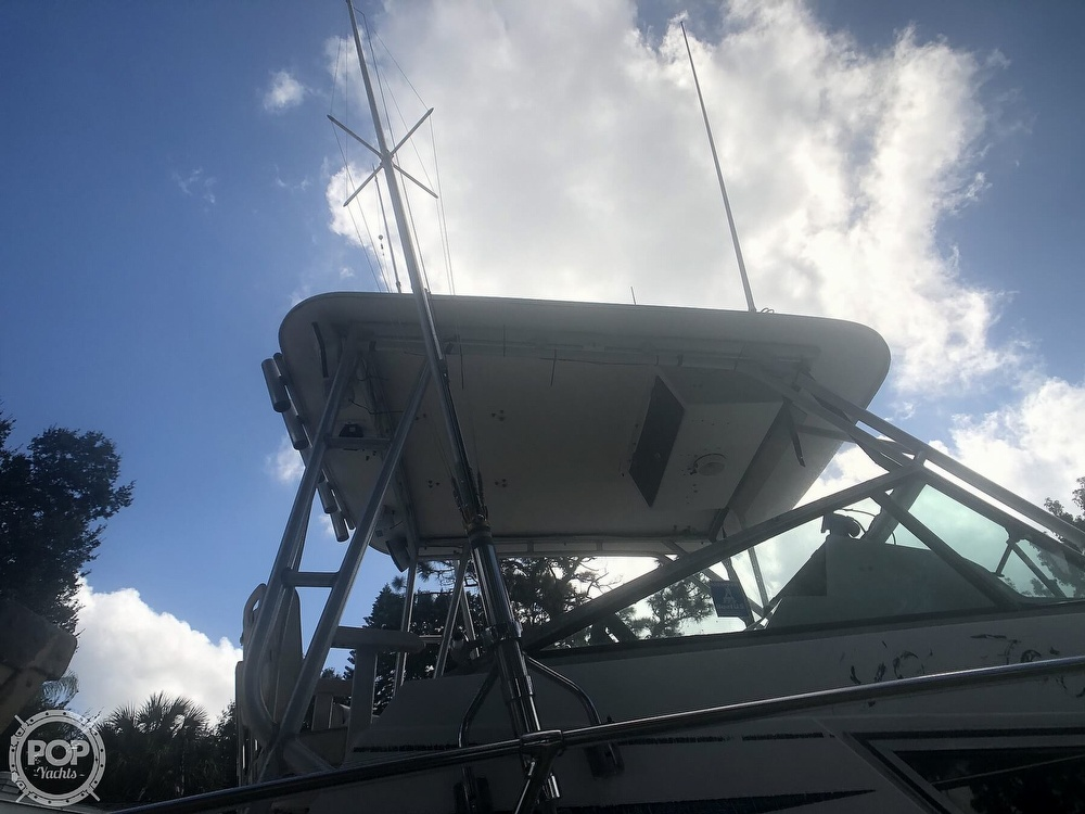 1991 Grady-White boat for sale, model of the boat is Sailfish 25 Sport Bridge & Image # 16 of 40