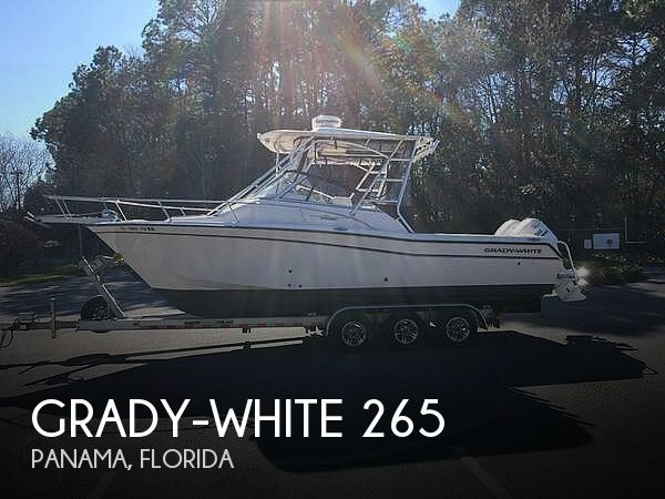 Used Grady-White Boats For Sale by owner | 2000 Grady-White 26