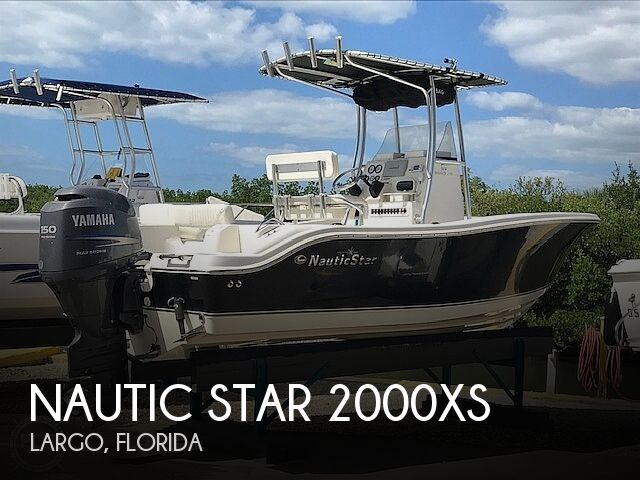Used Nautic Star 20 Boats For Sale by owner | 2012 Nautic Star 2000xs