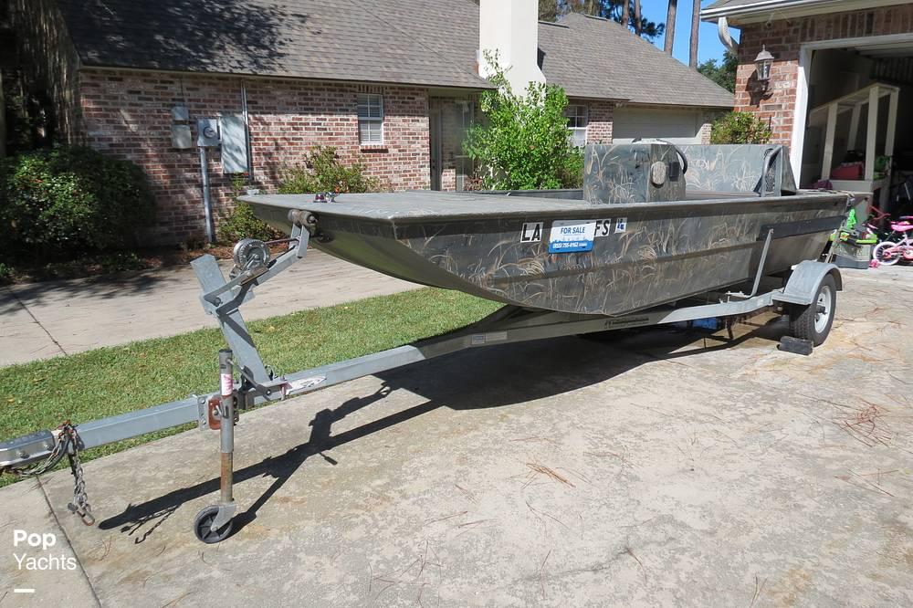 2007 Leblanc Boat Works boat for sale, model of the boat is 16 Custom Duck hunter & Image # 2 of 41