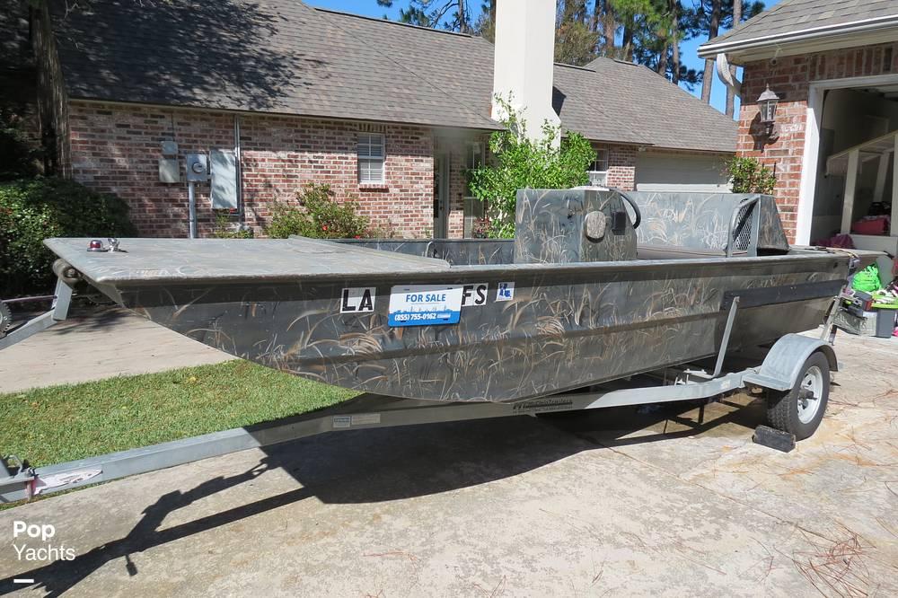 2007 Leblanc Boat Works boat for sale, model of the boat is 16 Custom Duck hunter & Image # 3 of 41