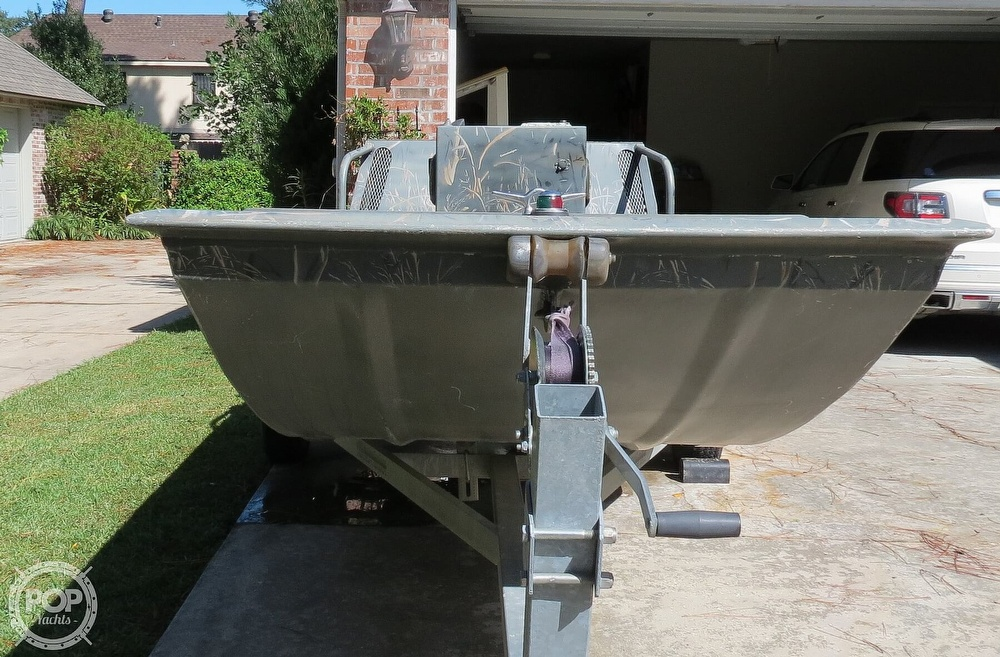 2007 Leblanc Boat Works boat for sale, model of the boat is 16 Custom Duck hunter & Image # 4 of 41
