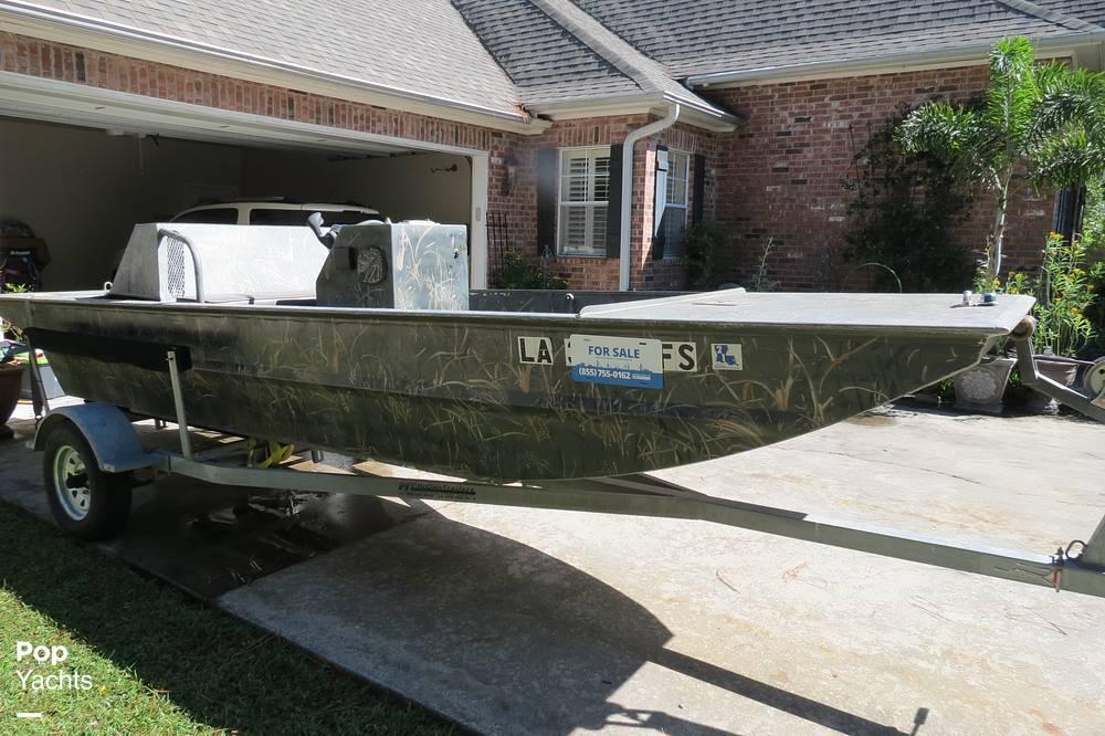 2007 Leblanc Boat Works boat for sale, model of the boat is 16 Custom Duck hunter & Image # 5 of 41