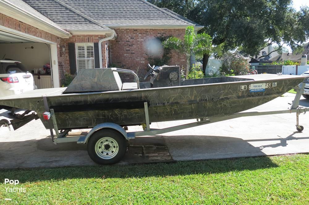 2007 Leblanc Boat Works boat for sale, model of the boat is 16 Custom Duck hunter & Image # 6 of 41