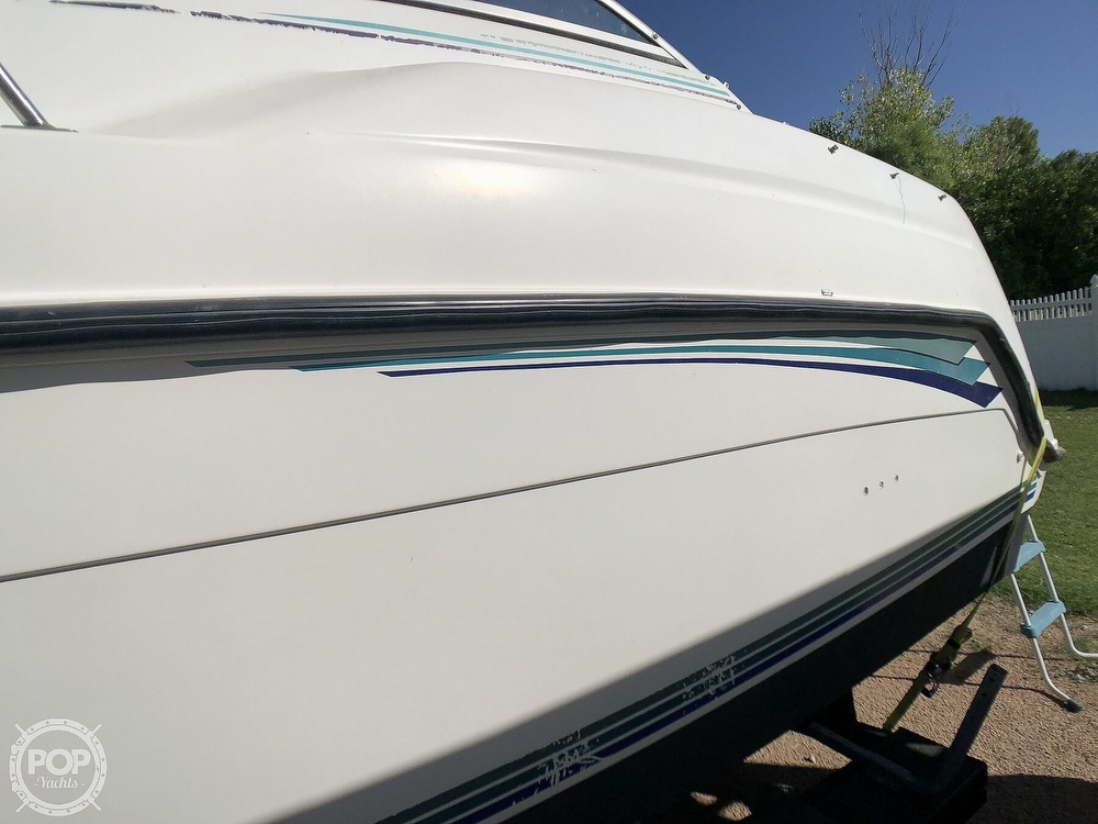 1994 Carver boat for sale, model of the boat is 250 Mid-Cabin Express & Image # 21 of 40