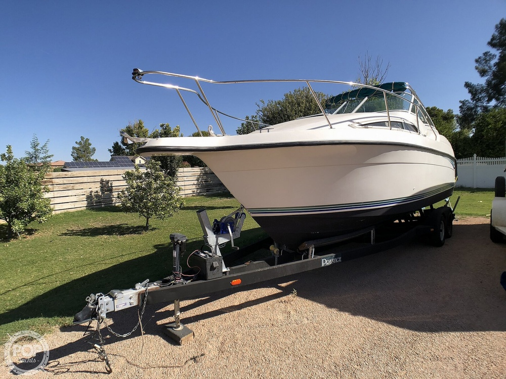 1994 Carver boat for sale, model of the boat is 250 Mid-Cabin Express & Image # 13 of 40