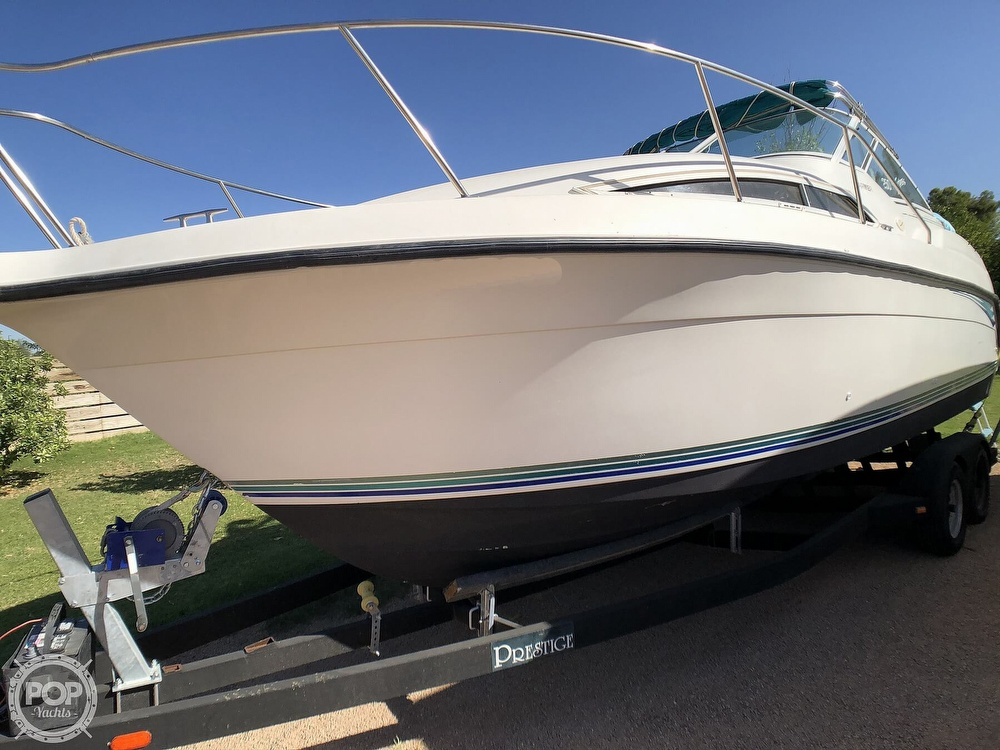 1994 Carver boat for sale, model of the boat is 250 Mid-Cabin Express & Image # 20 of 40