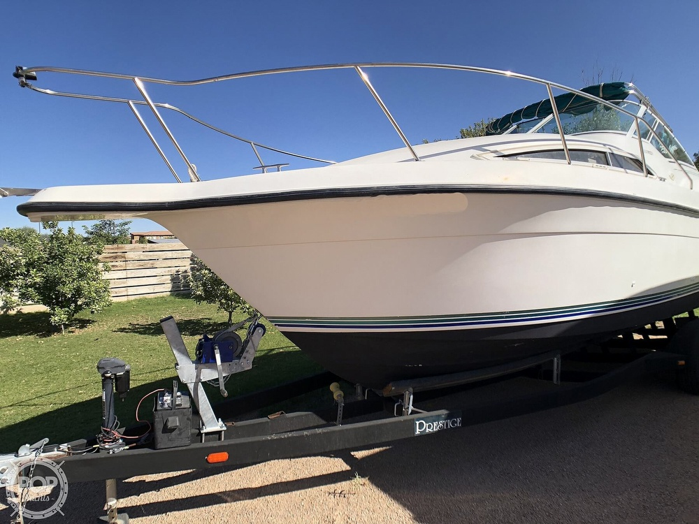 1994 Carver boat for sale, model of the boat is 250 Mid-Cabin Express & Image # 22 of 40