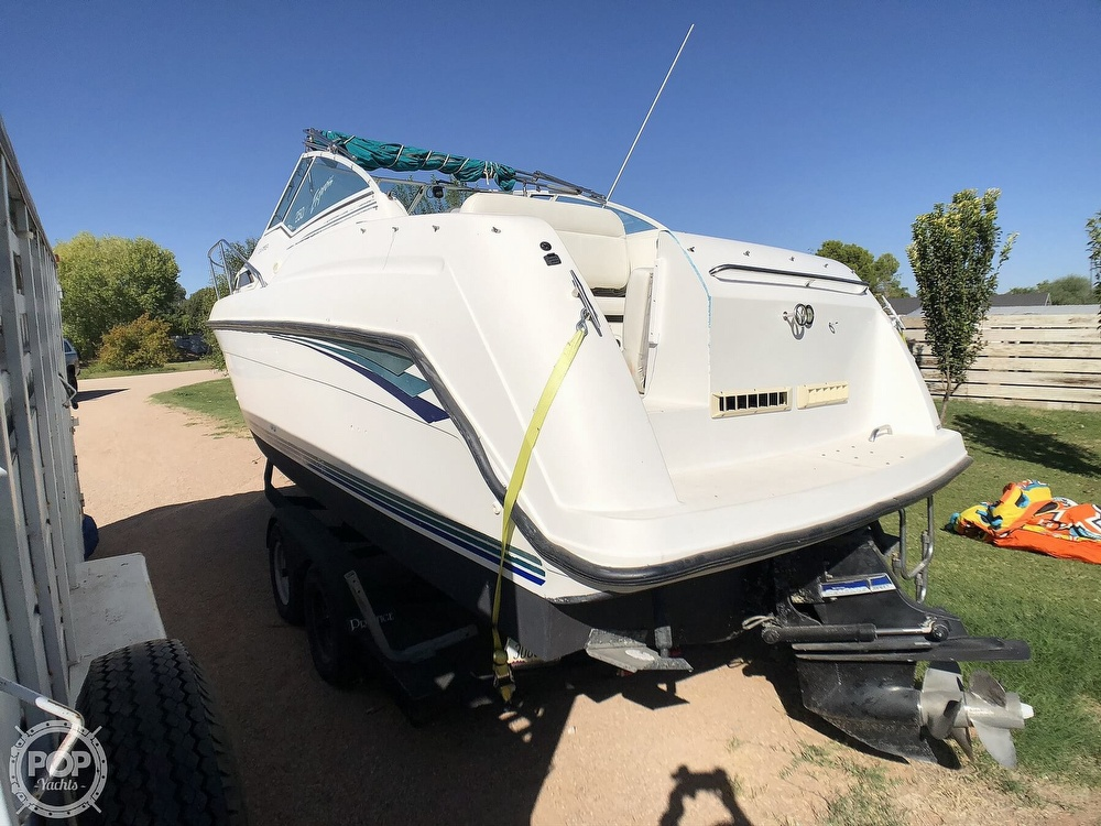 1994 Carver boat for sale, model of the boat is 250 Mid-Cabin Express & Image # 14 of 40