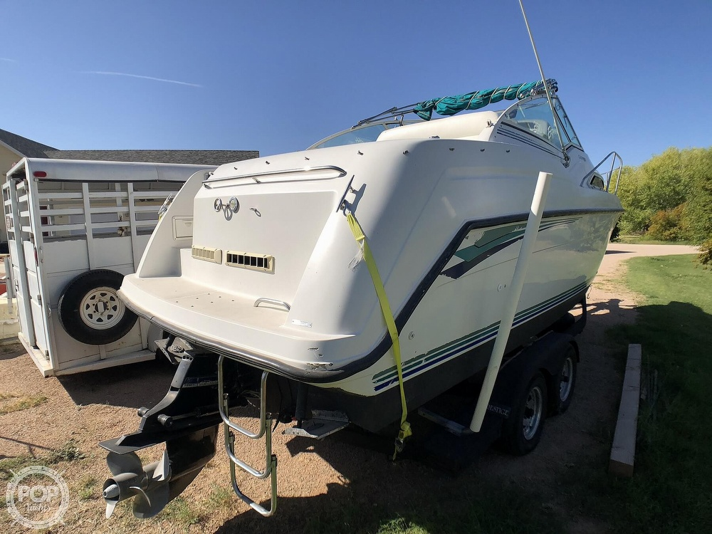 1994 Carver boat for sale, model of the boat is 250 Mid-Cabin Express & Image # 16 of 40