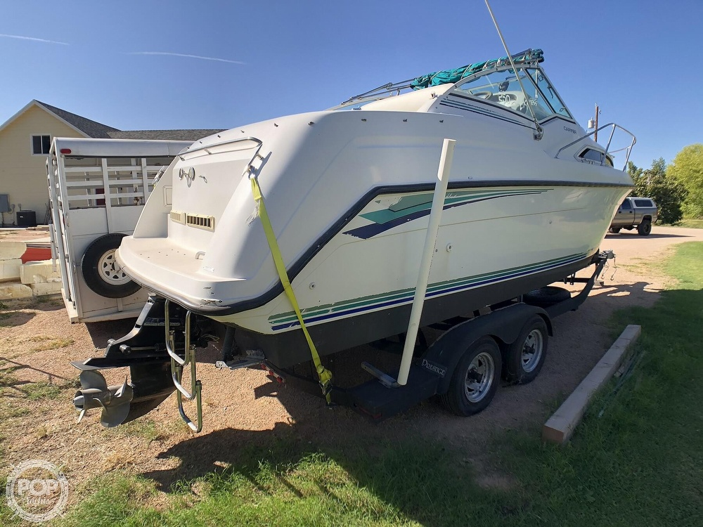 1994 Carver boat for sale, model of the boat is 250 Mid-Cabin Express & Image # 17 of 40