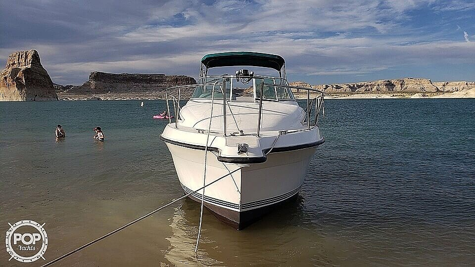 1994 Carver boat for sale, model of the boat is 250 Mid-Cabin Express & Image # 3 of 40