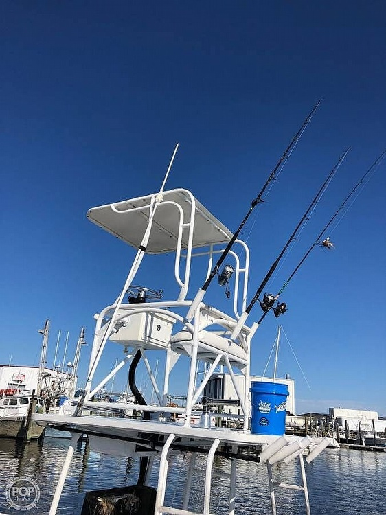 1977 Mako boat for sale, model of the boat is 26 Center Console & Image # 14 of 23