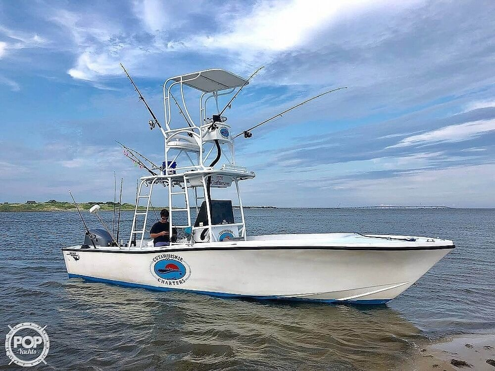 1977 Mako boat for sale, model of the boat is 26 Center Console & Image # 7 of 23
