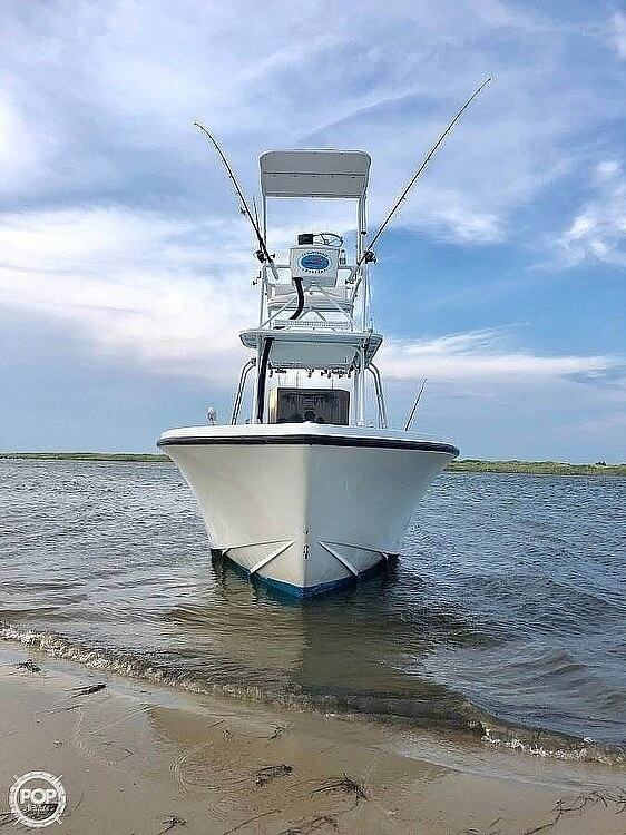 1977 Mako boat for sale, model of the boat is 26 Center Console & Image # 12 of 23