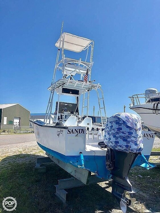 1977 Mako boat for sale, model of the boat is 26 Center Console & Image # 17 of 23