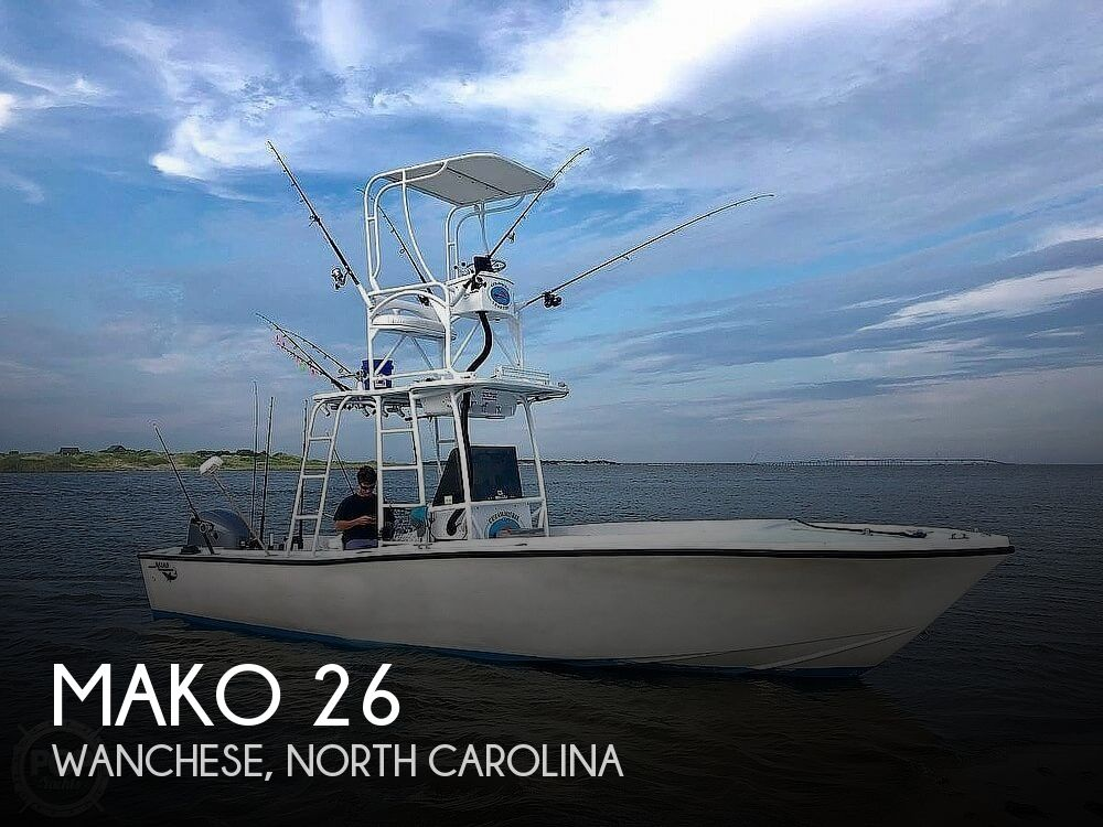 1977 Mako boat for sale, model of the boat is 26 Center Console & Image # 1 of 23