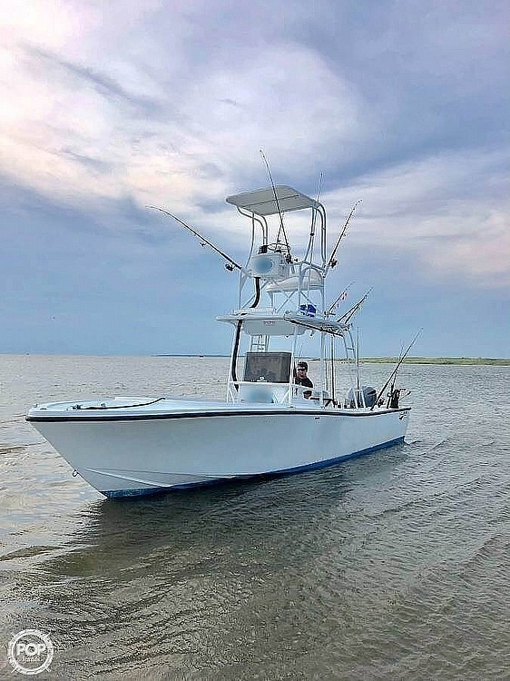 1977 Mako boat for sale, model of the boat is 26 Center Console & Image # 2 of 23