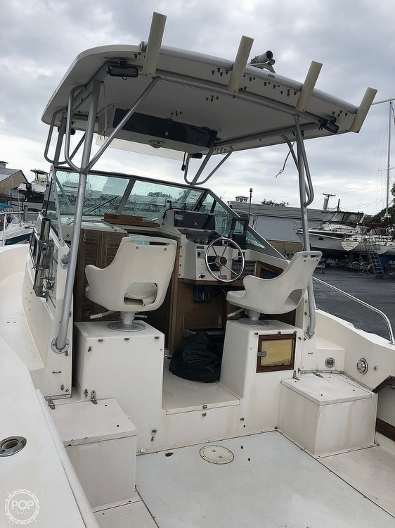 1988 Sailfish boat for sale, model of the boat is 25 & Image # 8 of 13