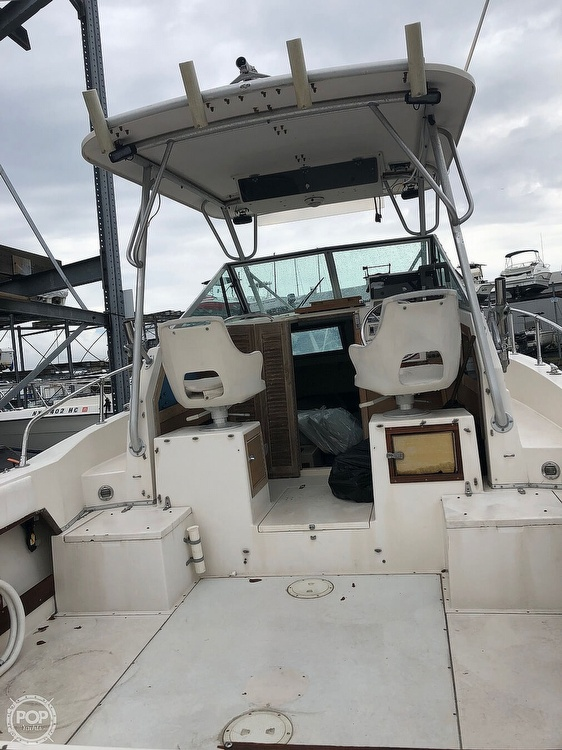 1988 Sailfish boat for sale, model of the boat is 25 & Image # 7 of 13