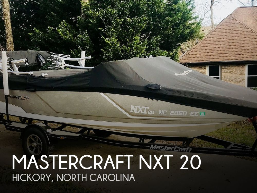 Used Boats For Sale in Johnson City, Tennessee by owner | 2016 Mastercraft NXT 20