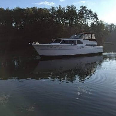 Chris-Craft Constellation 46, 46, for sale - $22,500