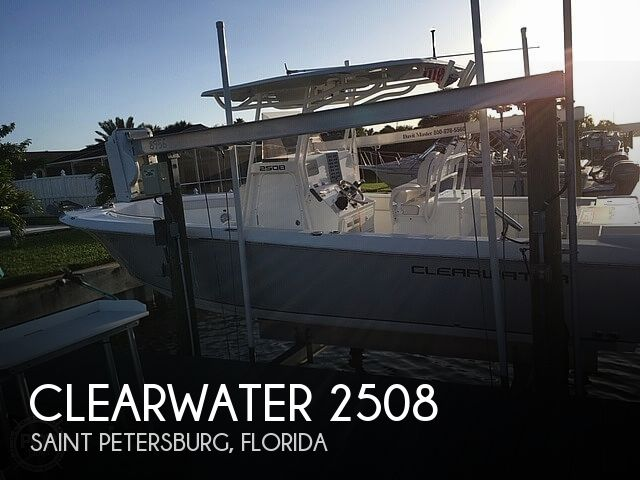 Used Clearwater Boats For Sale by owner | 2018 Clearwater 2508