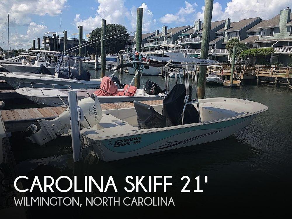 Used Carolina Skiff Boats For Sale in North Carolina by owner | 2016 Carolina Skiff 218 DLV