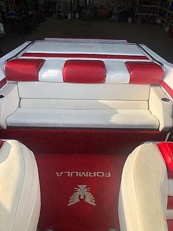 1986 Formula boat for sale, model of the boat is 357-SR1 & Image # 11 of 13
