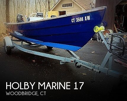 Used Holby Marine Boats For Sale by owner | 2000 Holby Marine 17